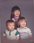 The 3 Miller kids