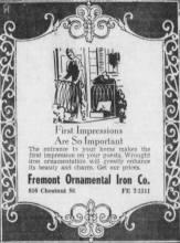Fremont Ornamental Iron Co.