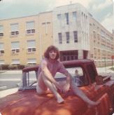 John & his truck